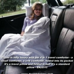 Travel Comforter/Pillow