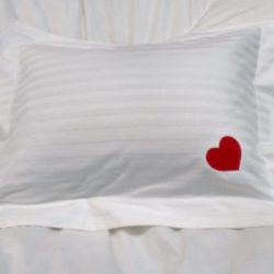 heart-pillow
