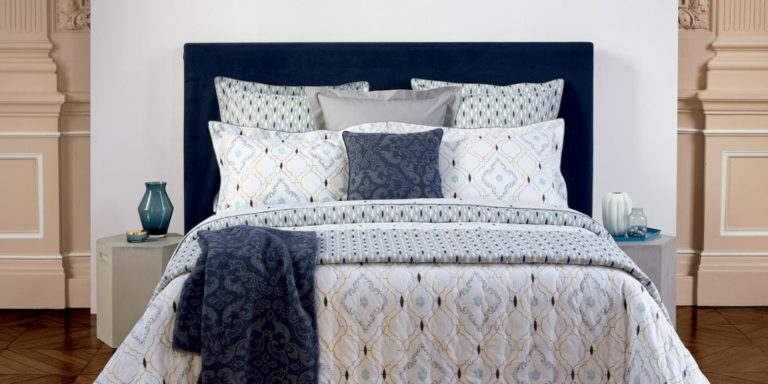 Maiolica Bed Duvet Cover (Yves Delorme)