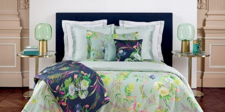 Bouquets Bed Collection Duvet Cover