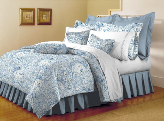 Bellerose Paisley Bedding Special Offer Down To Basics